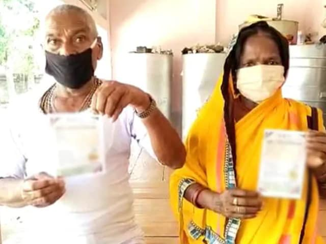 Video : Covishield + Covaxin: Villagers Get Mixed Shots In UP Government Hospital