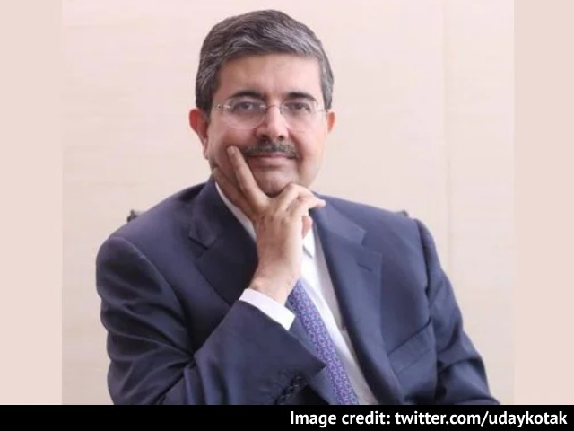 """Video : """"If Not Now, When?"""": Uday Kotak Calls For Printing Money To Save Economy"""