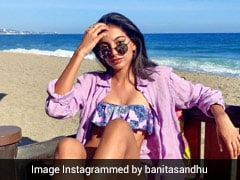 """The Moment Banita Sandhu's Photoshoot Was Ruined By... """"Sea"""" For Yourself Inside"""