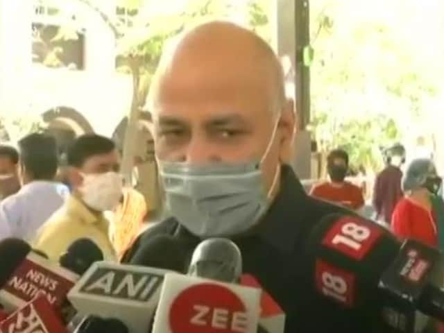Video : Need Army Help, DRDO-Type Hospital: Delhi Deputy Chief Minister To Centre