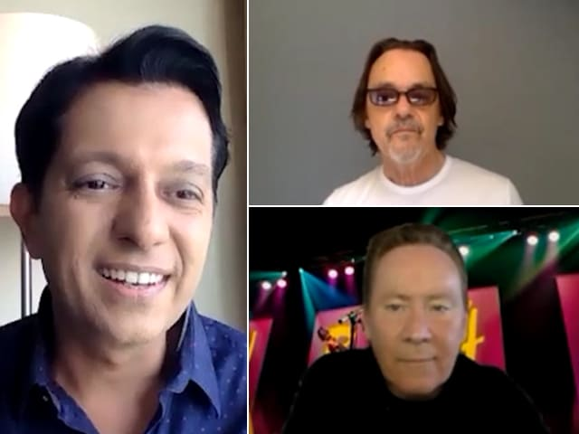 Video : Jimmy & Robin Of <i>UB40</i> On Their New Album & Their Love For Bollywood