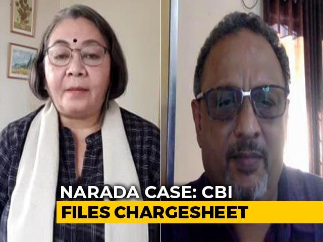 Video : 'Paid Suvendu Adhikari Too, Why No Arrest?': Man Behind Narada Sting