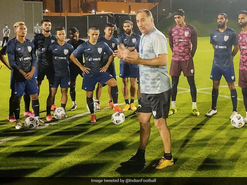 Indian Football Team Begins Training In Doha After All Players Test Negative For COVID-19