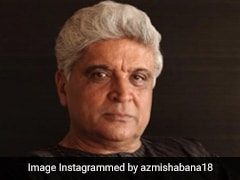 """""""Film Industry Has To Pay Price For Being High Profile"""": Javed Akhtar"""