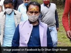 Badrinath Temple Priests Slam Uttarakhand Minister's Visit Amid Lockdown