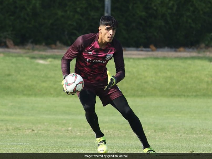 Past Results Shouldnt Matter Much Ahead Of Indias WC 2022, Asia Cup Qualifiers: Gurpreet Singh Sandhu