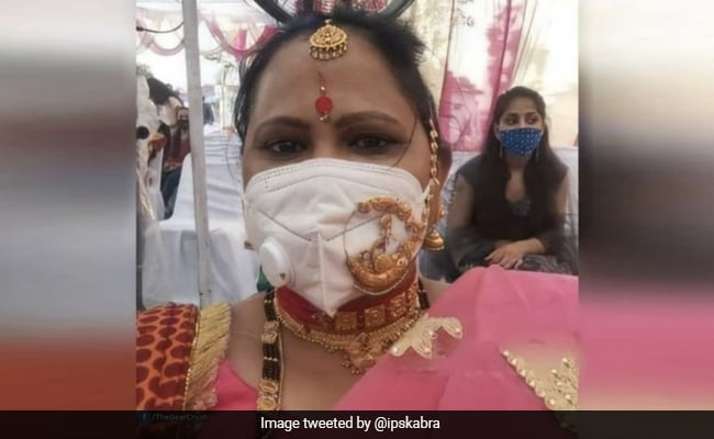 This Woman's 'Jugaad' For A Wedding Has Twitter Amazed
