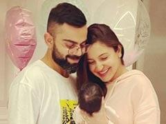 "Here's Why Virat Kohli And Anushka Sharma Have ""Decided Not To Expose"" Daughter Vamika To Social Media"