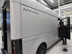 Arrival Partners With Uber For EVs For Ride-Share Drivers