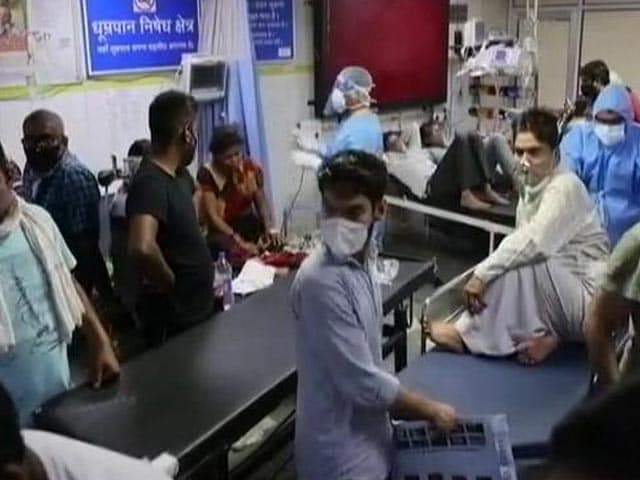 Video : Delhi's Positivity Rate Down To 17.8%