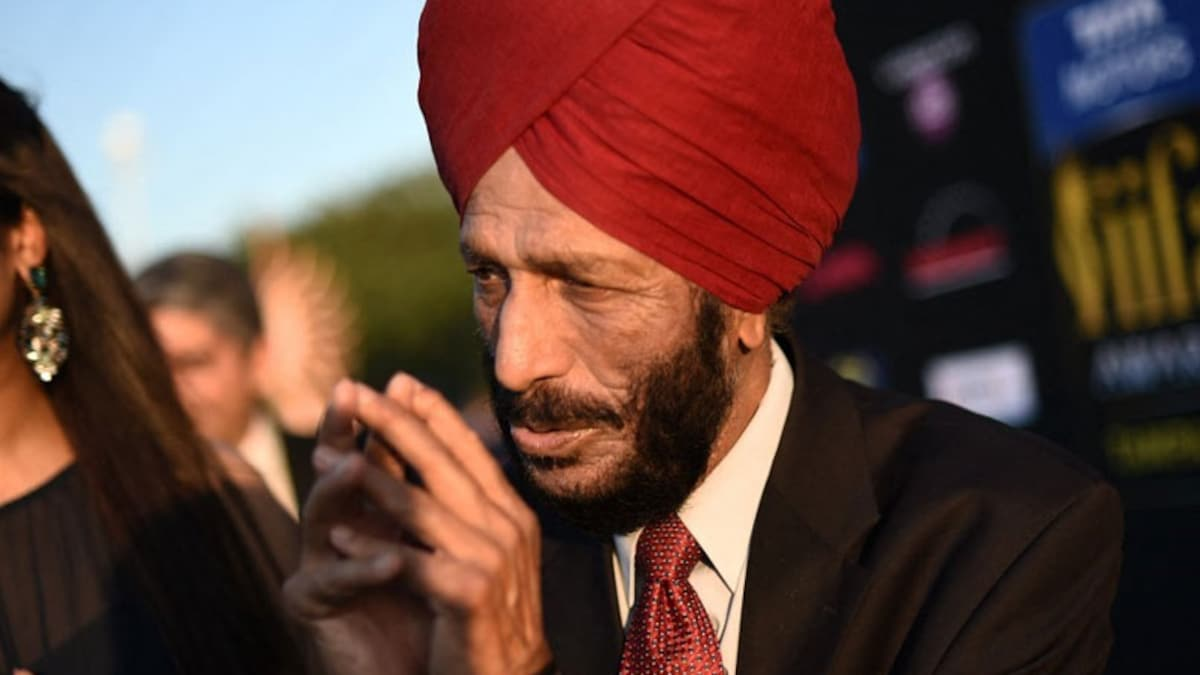 """Photo of Milkha Singh """"Stable"""", Out Of COVID ICU: Family Statement"""