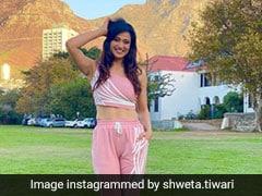 Shweta Tiwari Adds One More Fashionable Outfit To Her <i>Khatron Ke Khiladi</i> Style Diaries