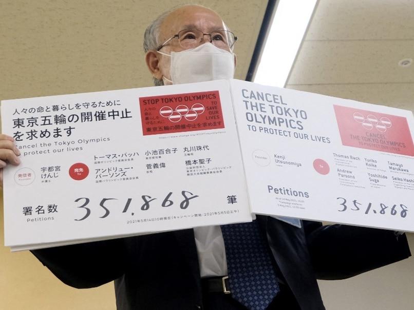 Japan Newspaper Sponsoring Tokyo Olympics Joins Cancellation Chorus