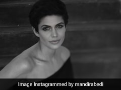 Mandira Bedi Lets Her Glam Makeup Do The Talking In These Gorgeous Photos