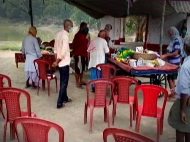 Video : Buxar Covid Death Count: Officers Contradict Each Other