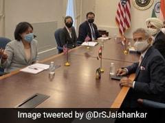 S Jaishankar Discusses Indo-Pacific, Afghanistan With Top Biden Officials