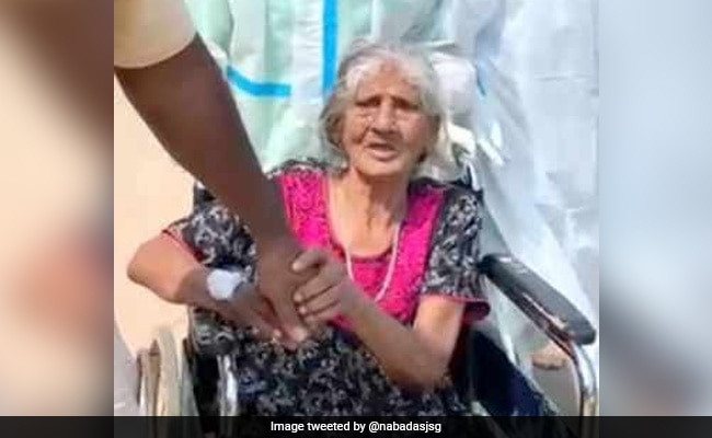 98-Year-Old Woman With Co-Morbidities From Odisha Defeats Covid