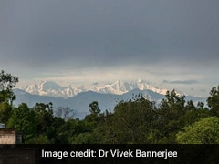 Himalayas Seen From UP Town For Second Consecutive Year, Pics Are Viral