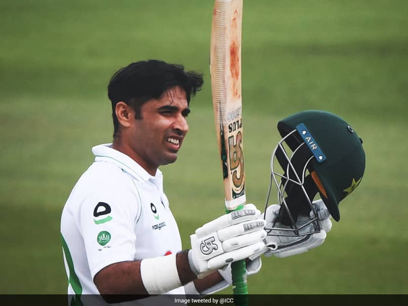 2nd Test: Abid Ali Slams Double Century As Pakistan Dominate Day 2 Against Zimbabwe