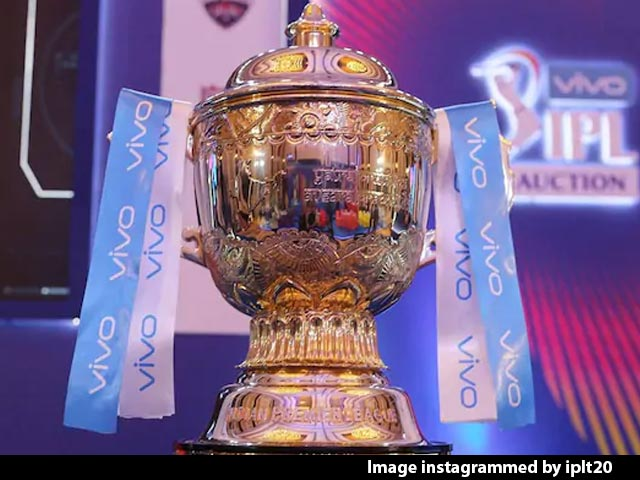 Video : Remainder Of IPL 2021 To Be Held In UAE In September-October, Says BCCI
