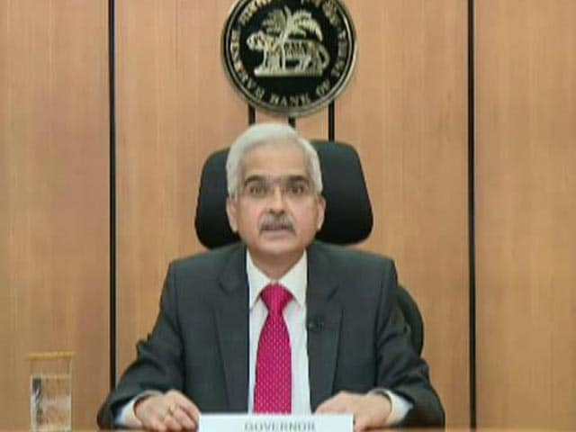 """Video : """"Have To Marshal All Resources With Renewed Vigour,"""" Says RBI Governor"""