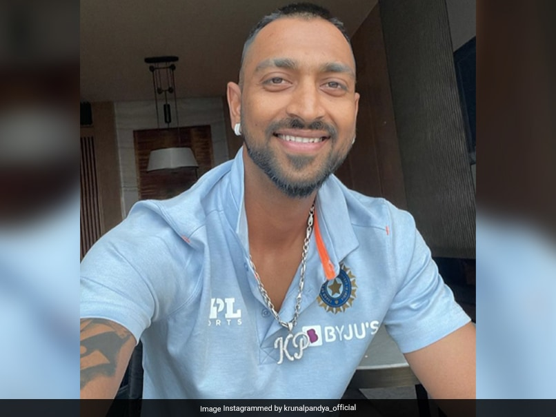 """Krunal Pandya Had A """"Special Sunday With Special Company"""". Guess Who"""