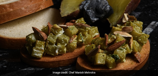 Chef Manish Mehrotra Shares His Quick And Easy Sweet Potato Toast Recipe For Fulfilling Breakfast