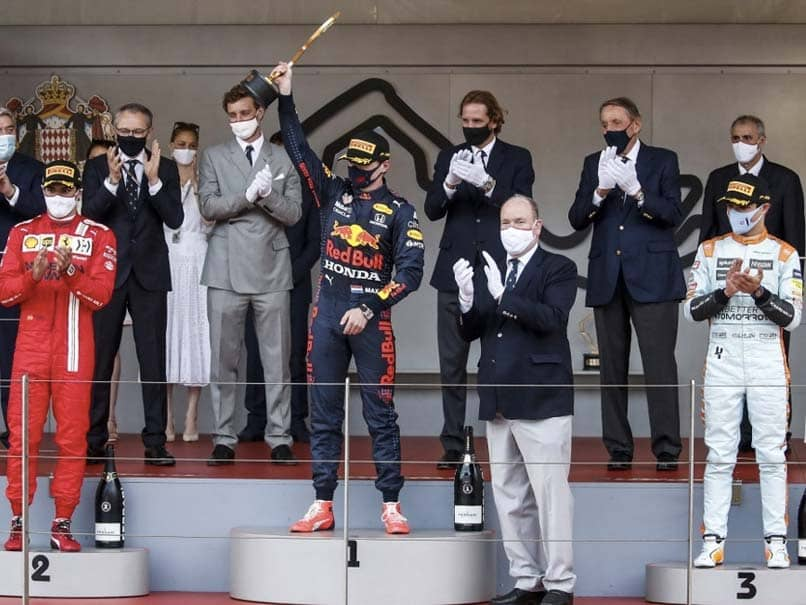 Monaco Grand Prix: Max Verstappen Makes Most Of Charles Leclercs Misery To Take Championship Lead