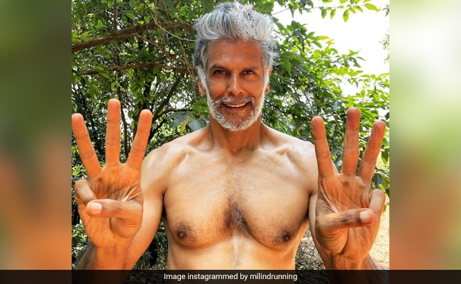 How To Be Milind Soman - Just 'Keep It Moving'
