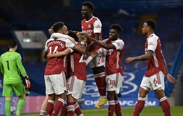 Emile Smith Rowe Punishes Jorginho Blunder As Arsenal Rock Chelsea