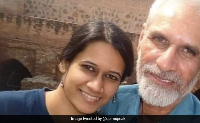 Activist Natasha Narwal Gets Interim Bail After Father Dies Of Covid