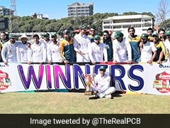 Babar Azam Makes History For Pakistan As They Sweep Zimbabwe Test Series