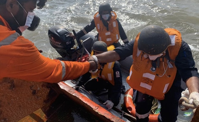 'Held On To Life Jacket For 11 Hours': After Rescue, Stories Of Survival