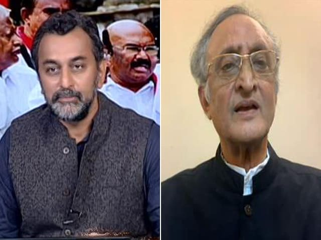 """Video : Bengal Election Result: """"Battle For Soul Of India,"""" Says Trinamool's Amit Mitra"""