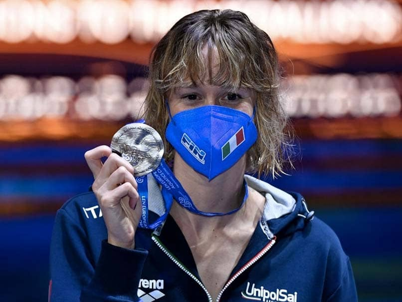 Swimming: Federica Pellegrini Takes European 200m Silver With Fifth Olympics In View
