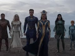<i>Eternals</i> Trailer: Angelina Jolie And Salma Hayek Lead New Superhero Team. Bonus: A Bollywood Dance