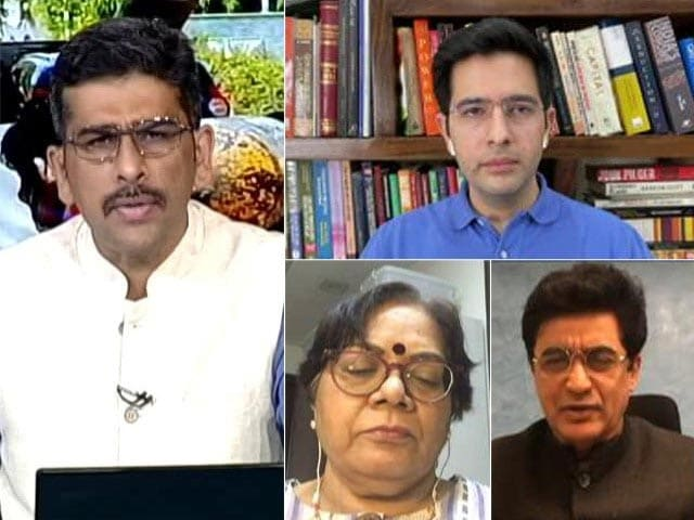 Video : States Float Global Tenders, What About Centre's Vaccine Diplomacy?