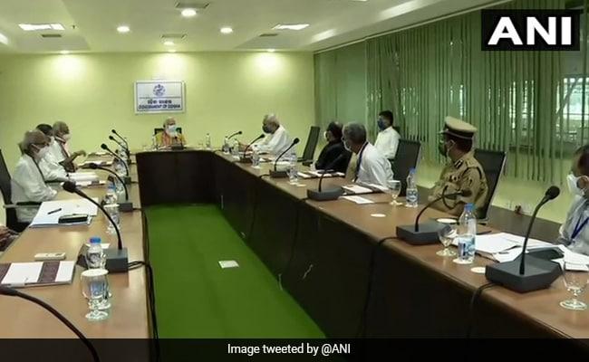 PM Modi, Odisha Chief Minister Naveen Patnaik Review Cyclone Yaas Damage