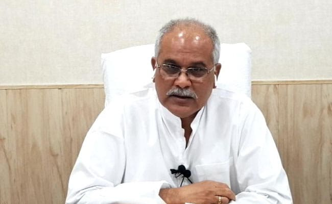 'If High Command Asks...': Bhupesh Baghel After Meeting Congress Leaders