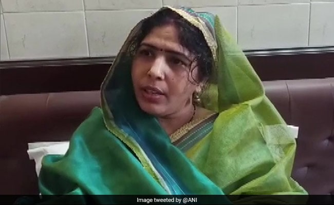 BJP MP Ranjeeta Koli's Car Attacked In Rajasthan