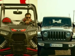 Polaris RZR, Jeep Wrangler Feature In Salman Khan's Upcoming Movie Radhe