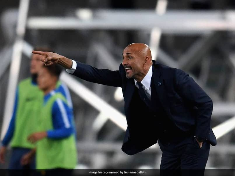 Former Inter Milan Boss Luciano Spalletti Named New Napoli Coach