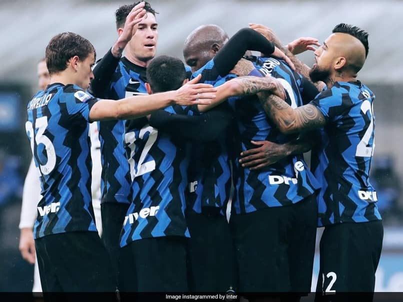 Inter Milan claimed the Serie A title on Sunday for the first time in 11 years to end Juventus' nine-year reign in Italy.