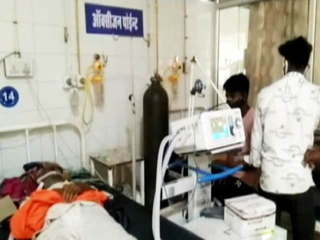 Video : Rajasthan: Covid Cases Cross 15,000 Mark