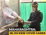 Video : Maharashtra Records 26,133 New COVID-19 Cases, 682 Deaths