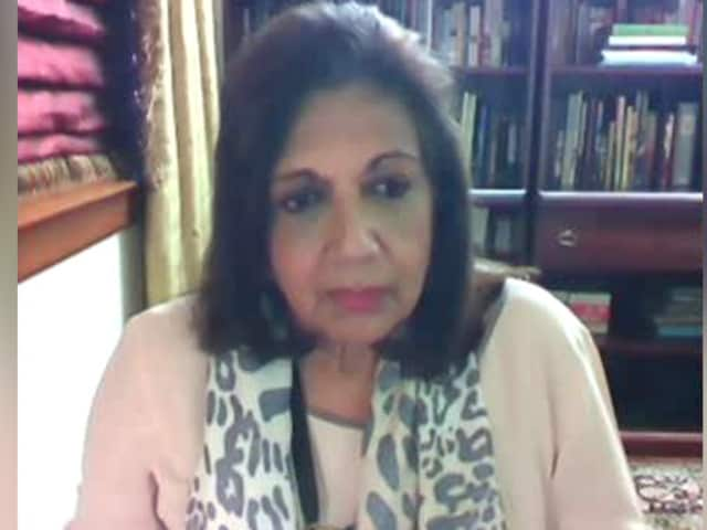 Video : Equitable Access To Vaccines Important: Kiran Mazumdar Shaw