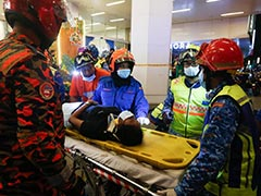 More Than 200 Injured After Two Metro Trains Collide In Malaysia