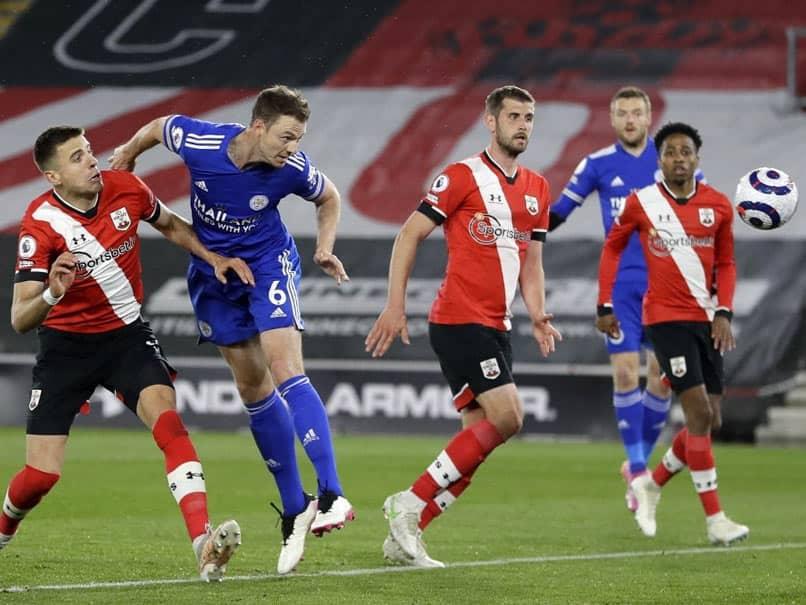 Premier League: Leicester Rescue Draw Against 10-Man Southampton