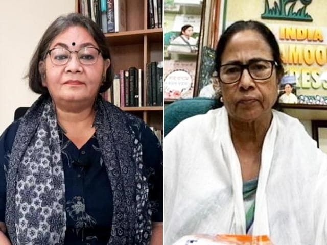 "Video : ""BJP Needs Political Oxygen Now,"" Mamata Banerjee Tells NDTV"