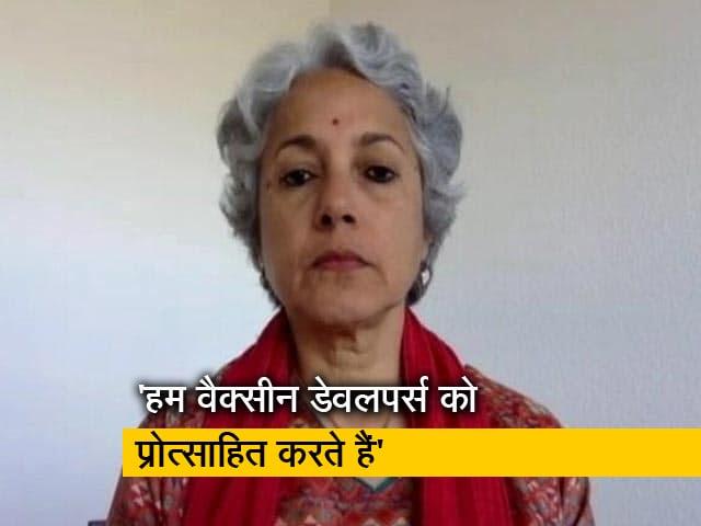 Videos : #VaccinateIndia टेलीथॉन से जुड़ीं WHO की चीफ साइंटिस्ट सौम्या स्वामिनाथन